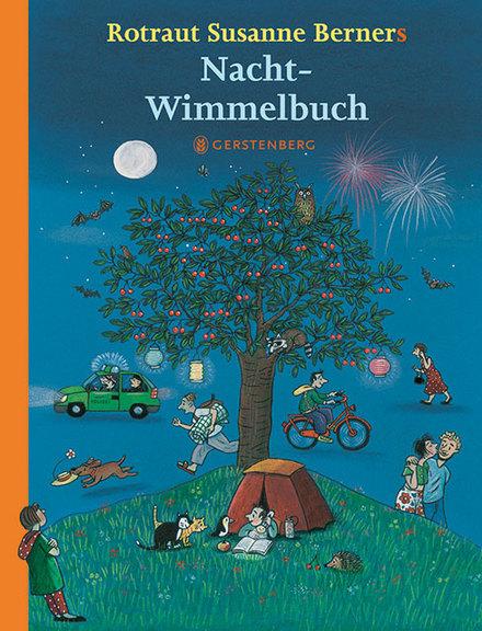 »Nacht-Wimmelbuch« — Gerstenberg