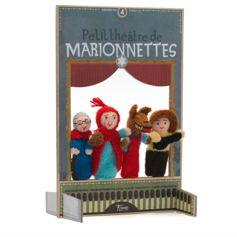 »MARIONNETTES – LITTLE RED RIDING HOOD« — LONDJI
