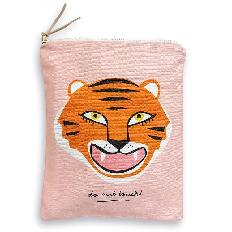 »Tasche Tiger« — Pleased to meet