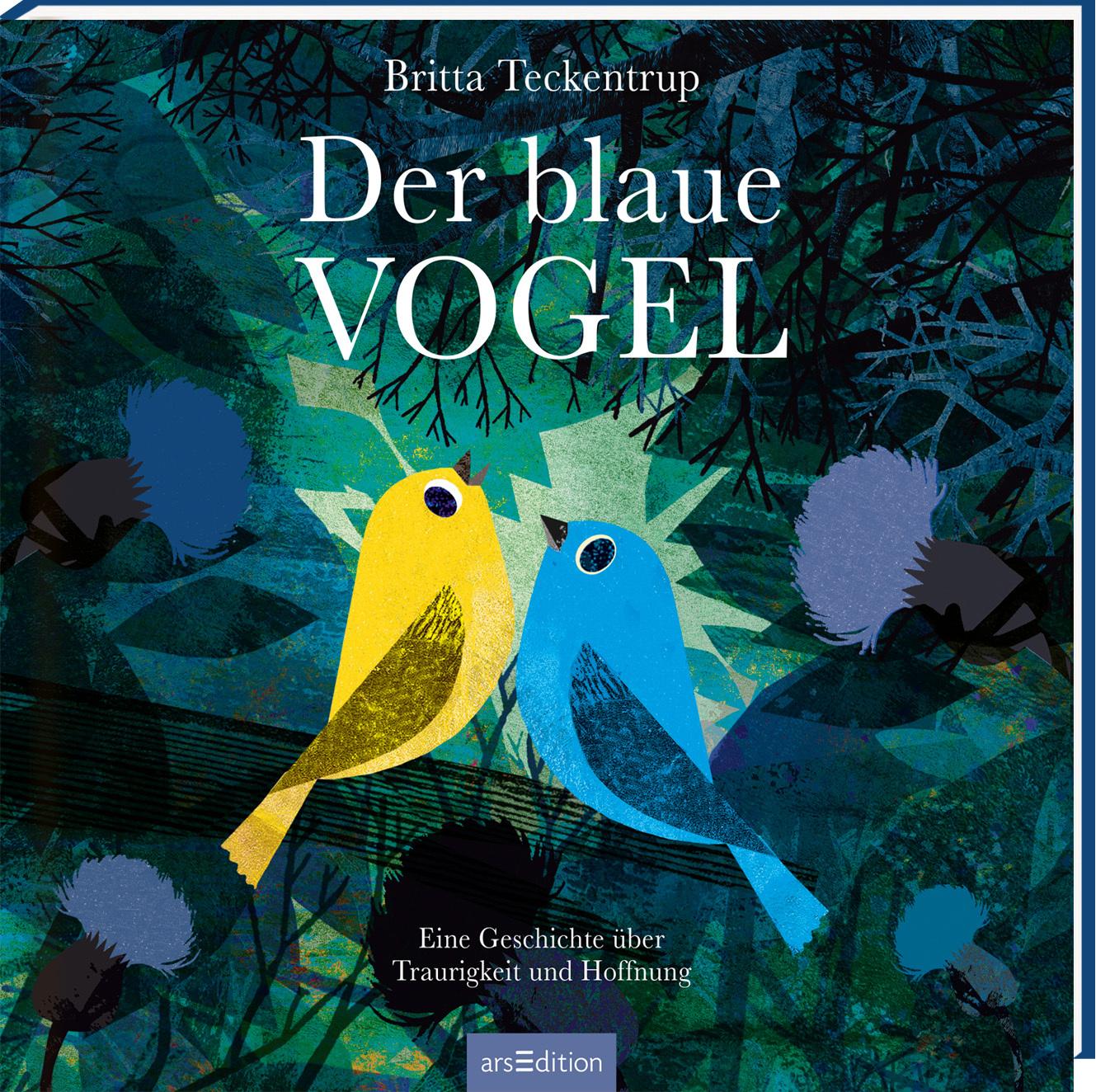 »DER BLAUE VOGEL« — ARS EDITION