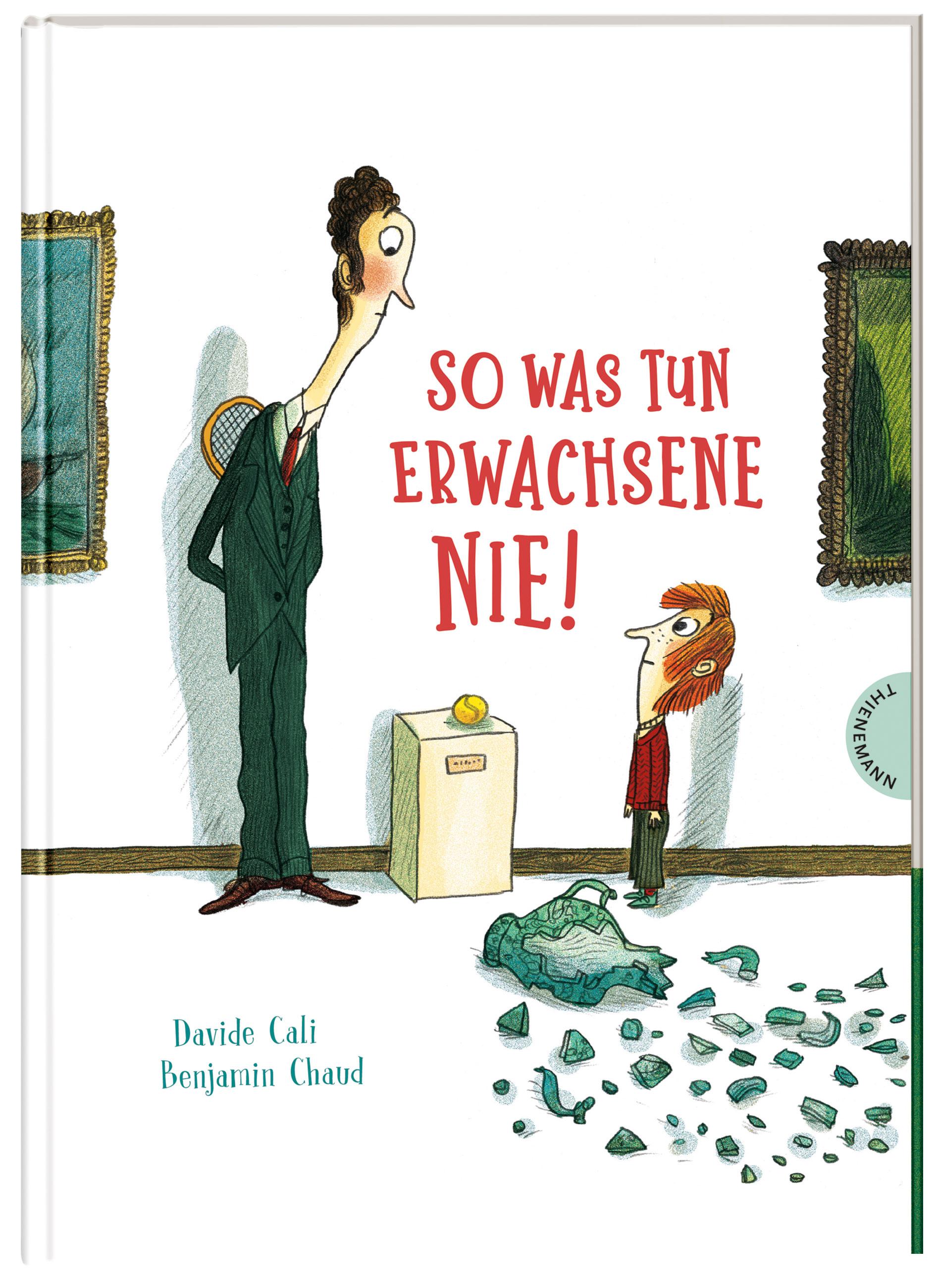 »So was tun Erwachsene nie« - Thienemann