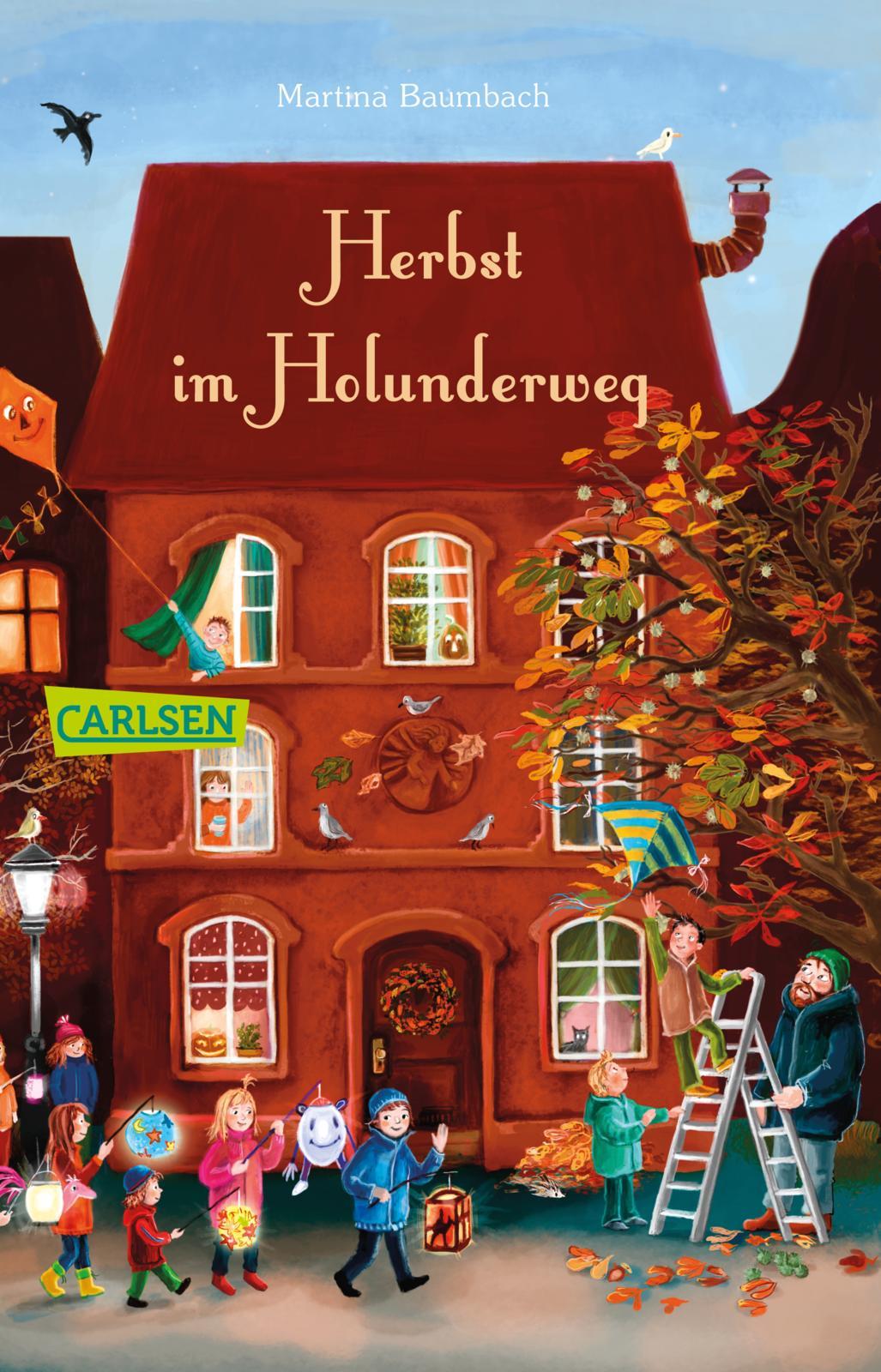 »HERBST IM HOLUNDERWEG - TASCHENBUCH« -CARLSEN