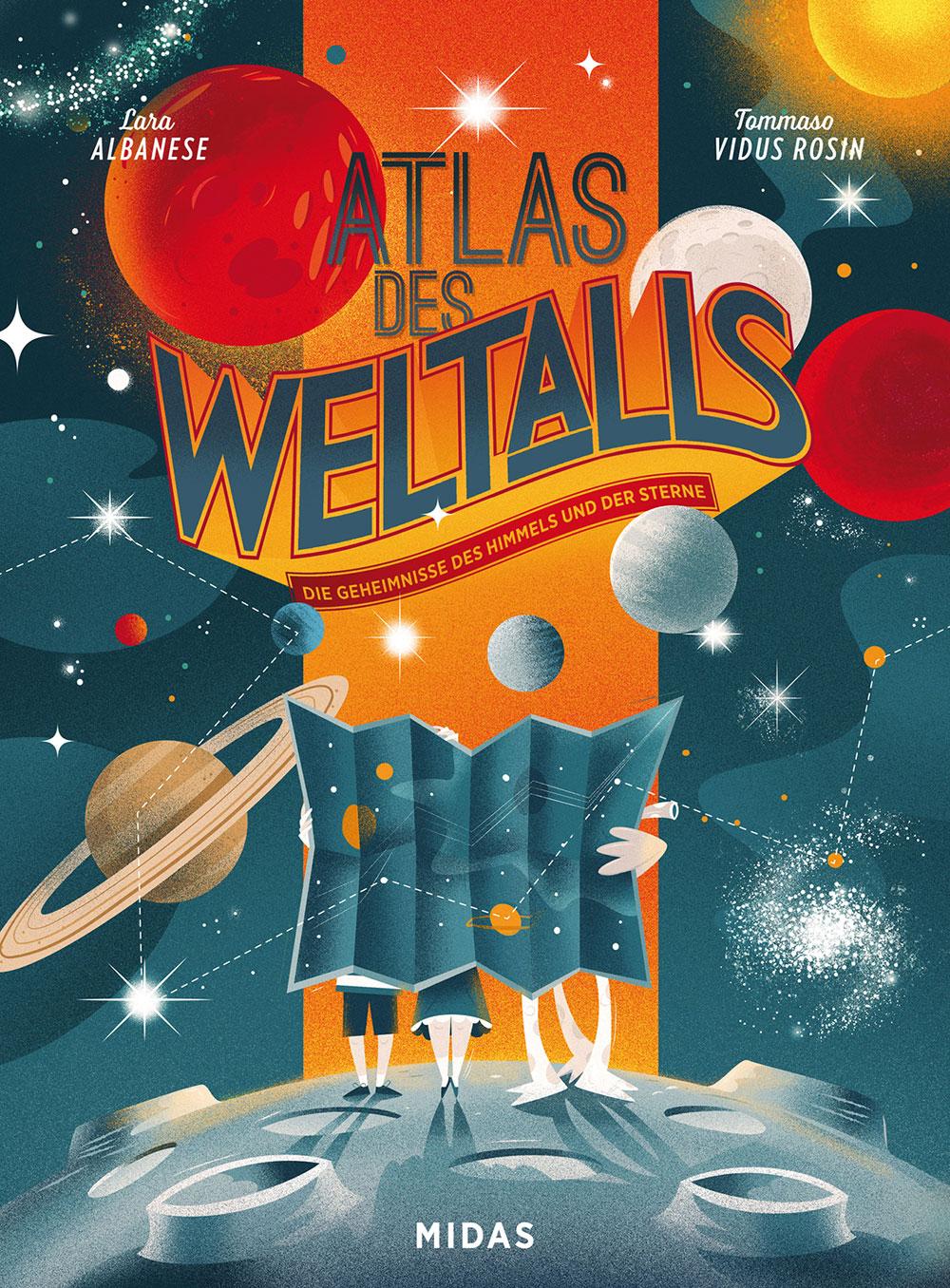 »ATLAS DES WELTALLS« — MIDAS