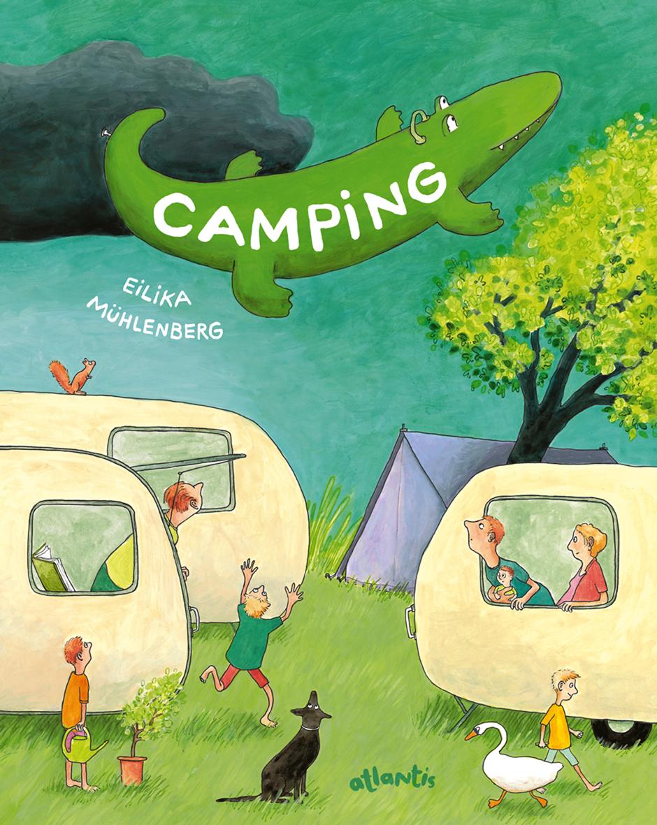 »Camping« — Atlantis