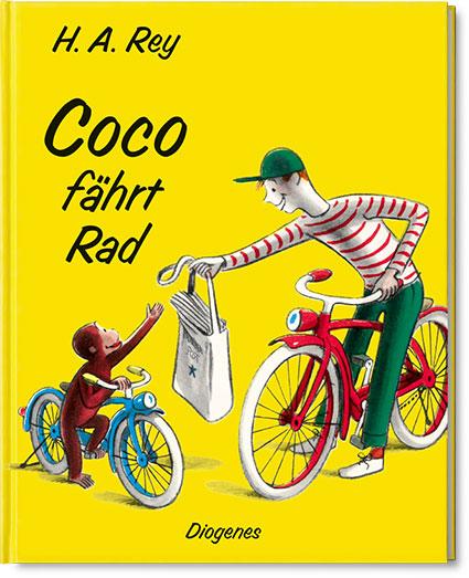 »COCO FÄHRT RAD« - DIOGENES