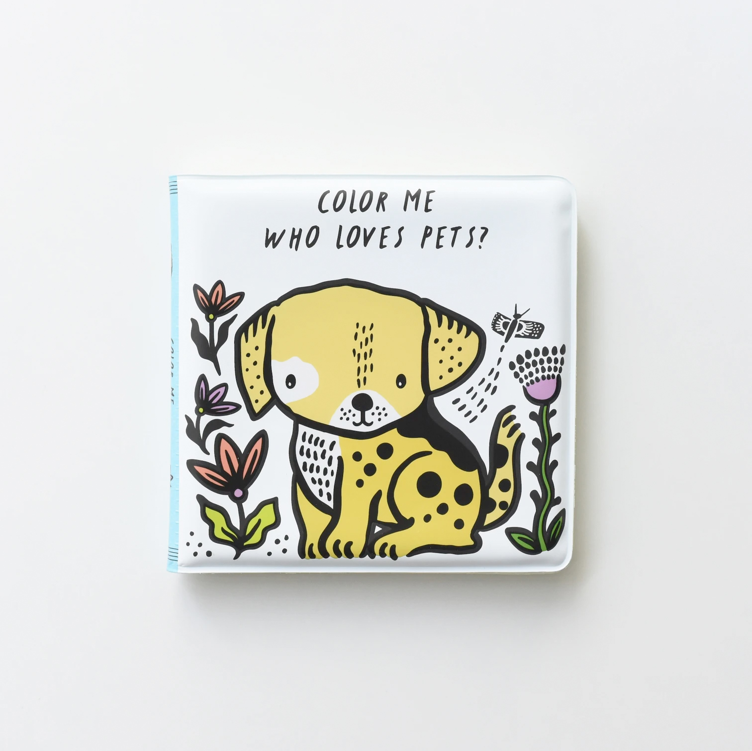 »COLOR ME: WHO LOVES PETS« — WEE GALLERY