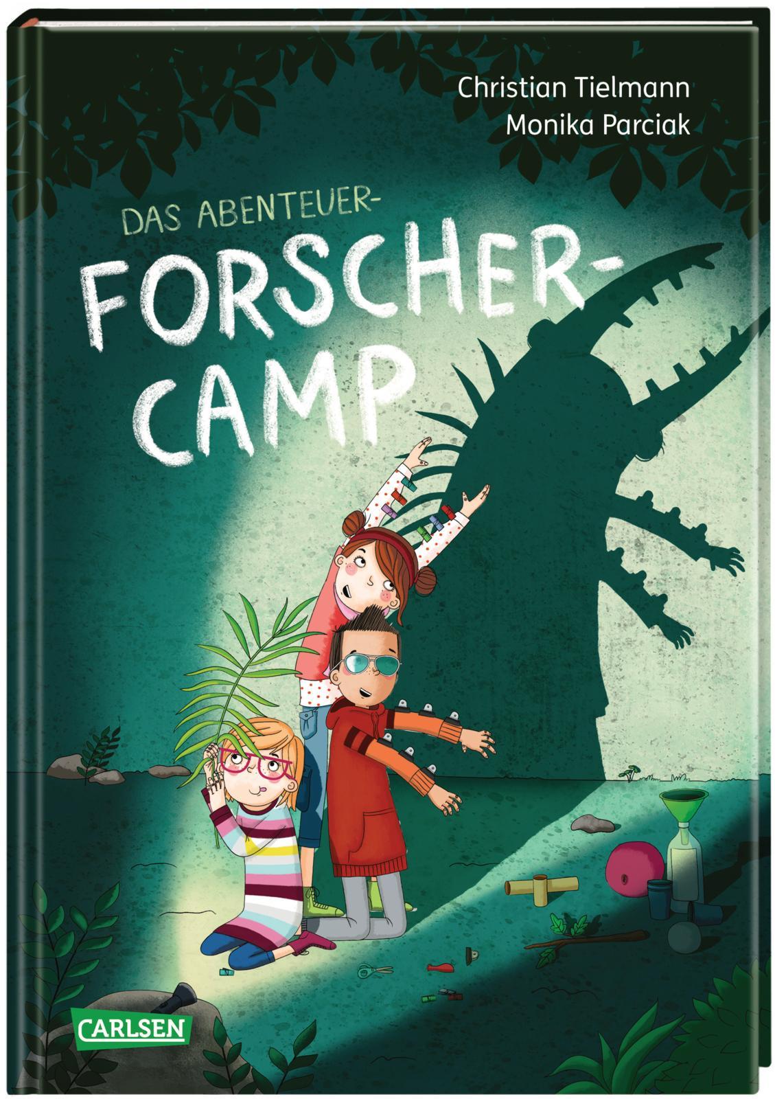 »DAS ABENTEUER-FORSCHER -CAMP« — CARLSEN