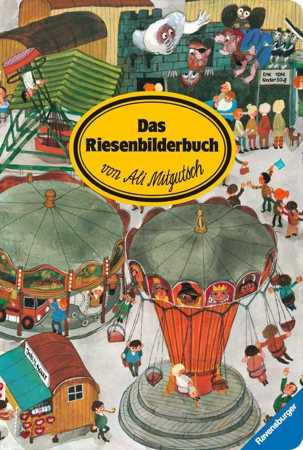 »DAS RIESENBILDERBUCH« — RAVENSBURGER