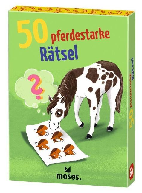 »50 pferdestarke Rätsel« — MOSES