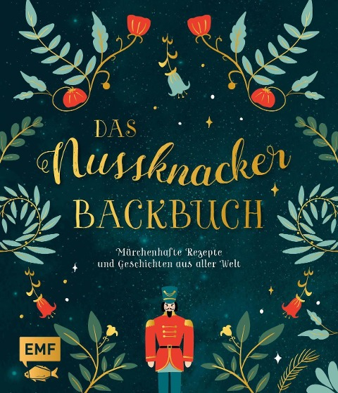 »Das Nussknacker-Backbuch« — EDITION MICHAEL FISCHER