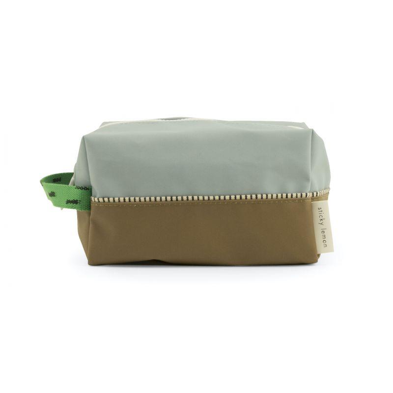 »Necessaire grün«  — STICKY LEMON