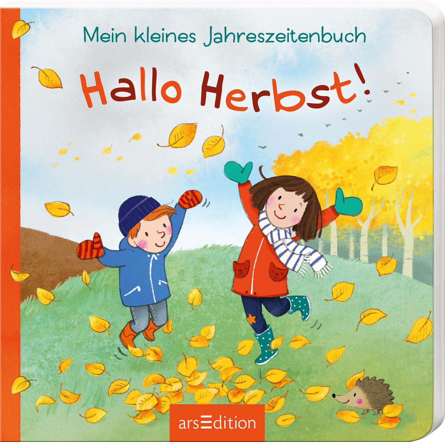 »MEIN KLEINES JAHRESZEITENBUCH - HALLO HERBST« - ARSEDITION