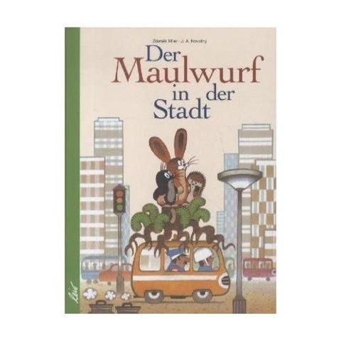 »DER MAULWURF IN DER STADT« — LEIV LEIPZIG KINDERBUCH