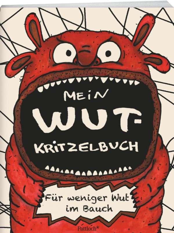 »Mein Wut-Kritzelbuch« — Pattloch