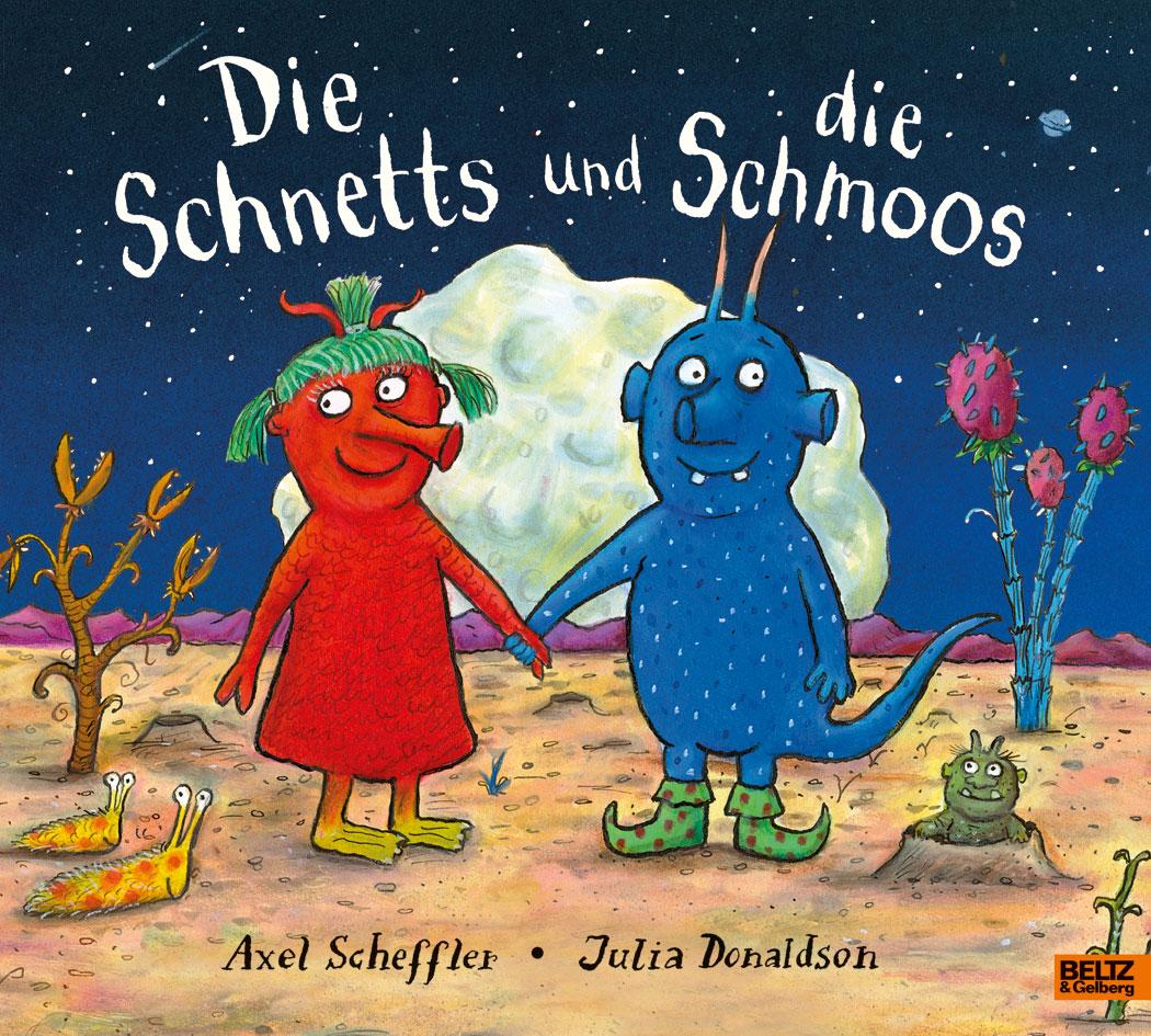 »Die Schnetts und die Schmoos« - Beltz & Gelberg