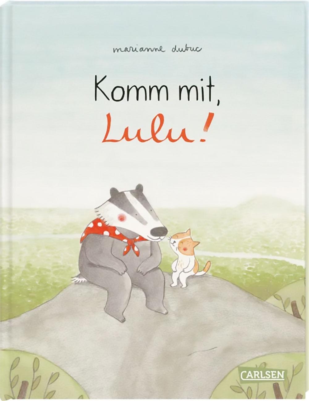 »Komm mit, Lulu!« — Carlsen