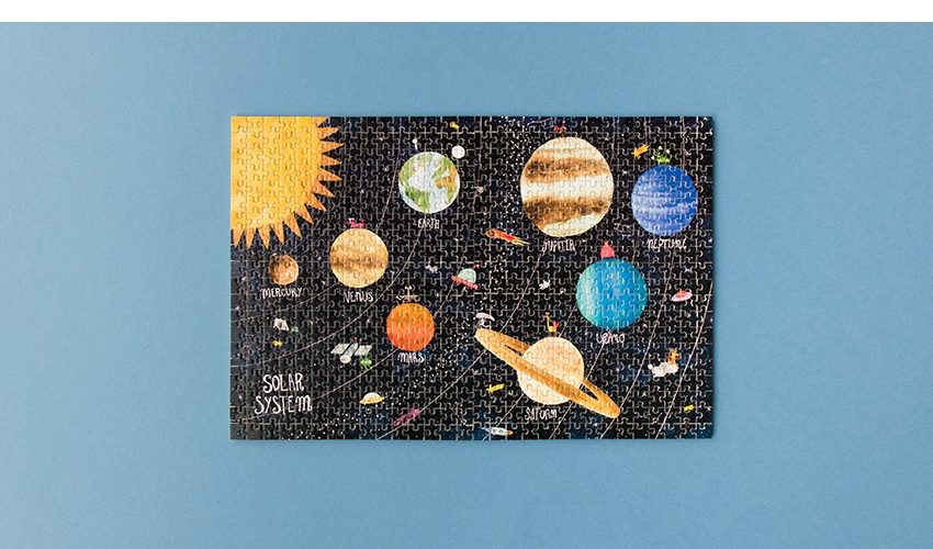 »DISCOVER THE PLANETS MICROPUZZLE« — LONDJI