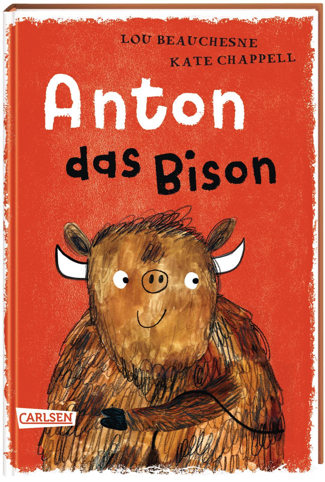 »ANTON DAS BISON« — CARLSEN