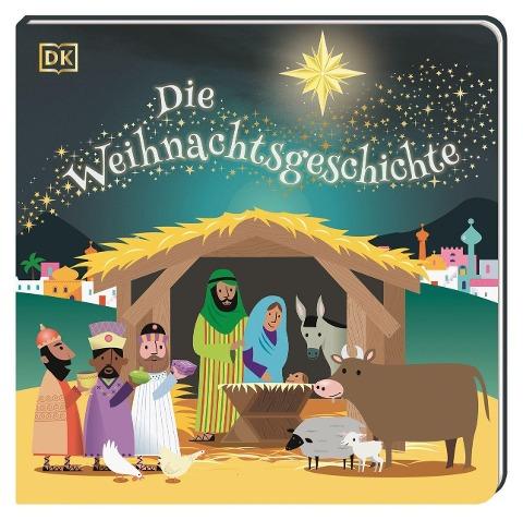 »Die Weihnachtsgeschichte« — DORLING KINDERSLEY