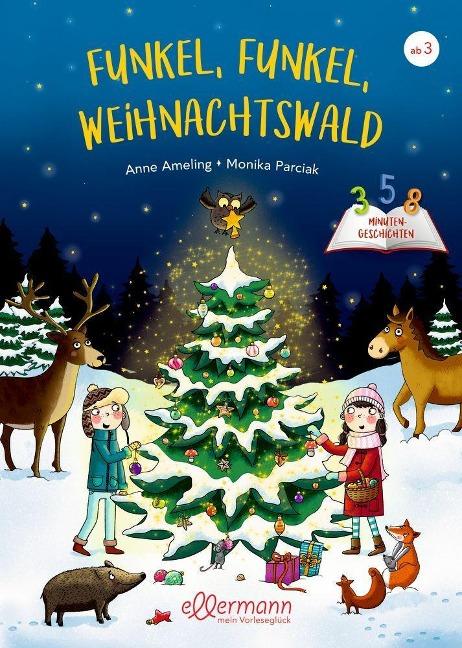 »Funkel, funkel, Weihnachtswald« — OETINGER