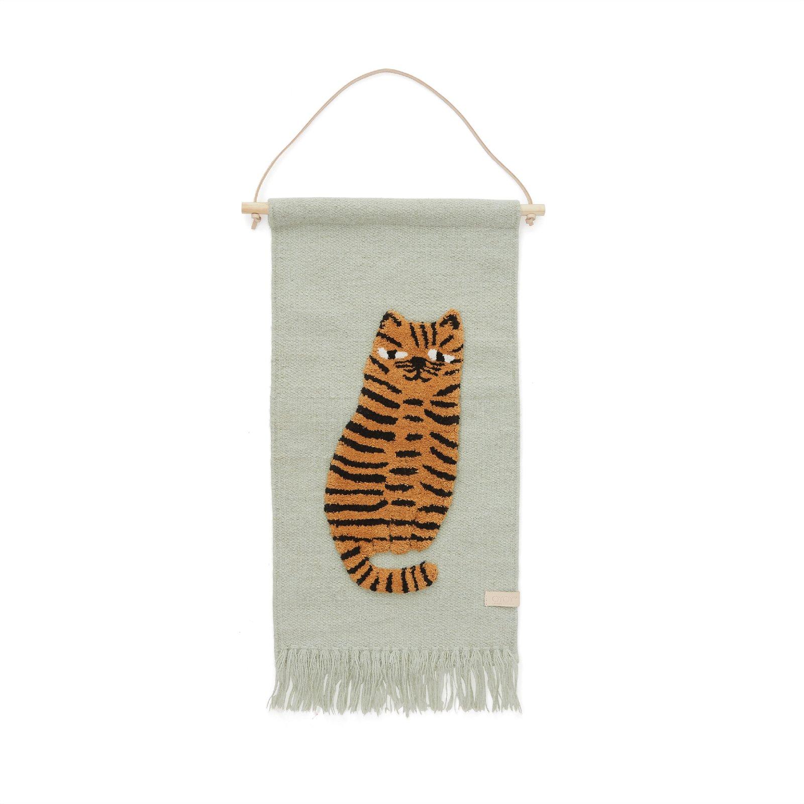 »Tiger WANDTEPPICH« — OYOY