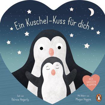 »EIN KUSCHEL-KUSS-FÜR DICH« - PENGUIN