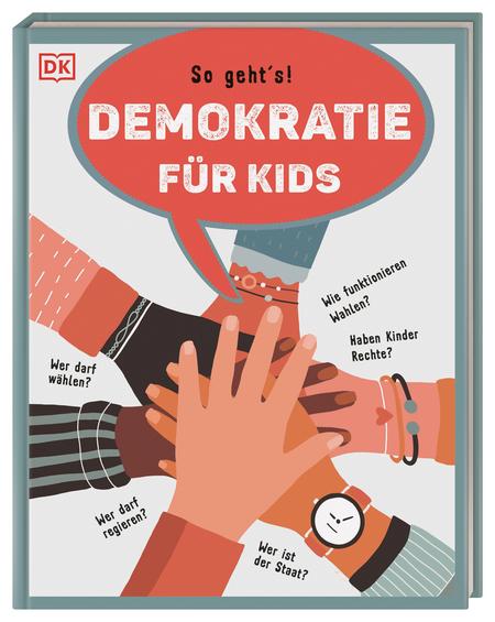 »Demokratie für Kids«  — DORLING KINDERSLEY