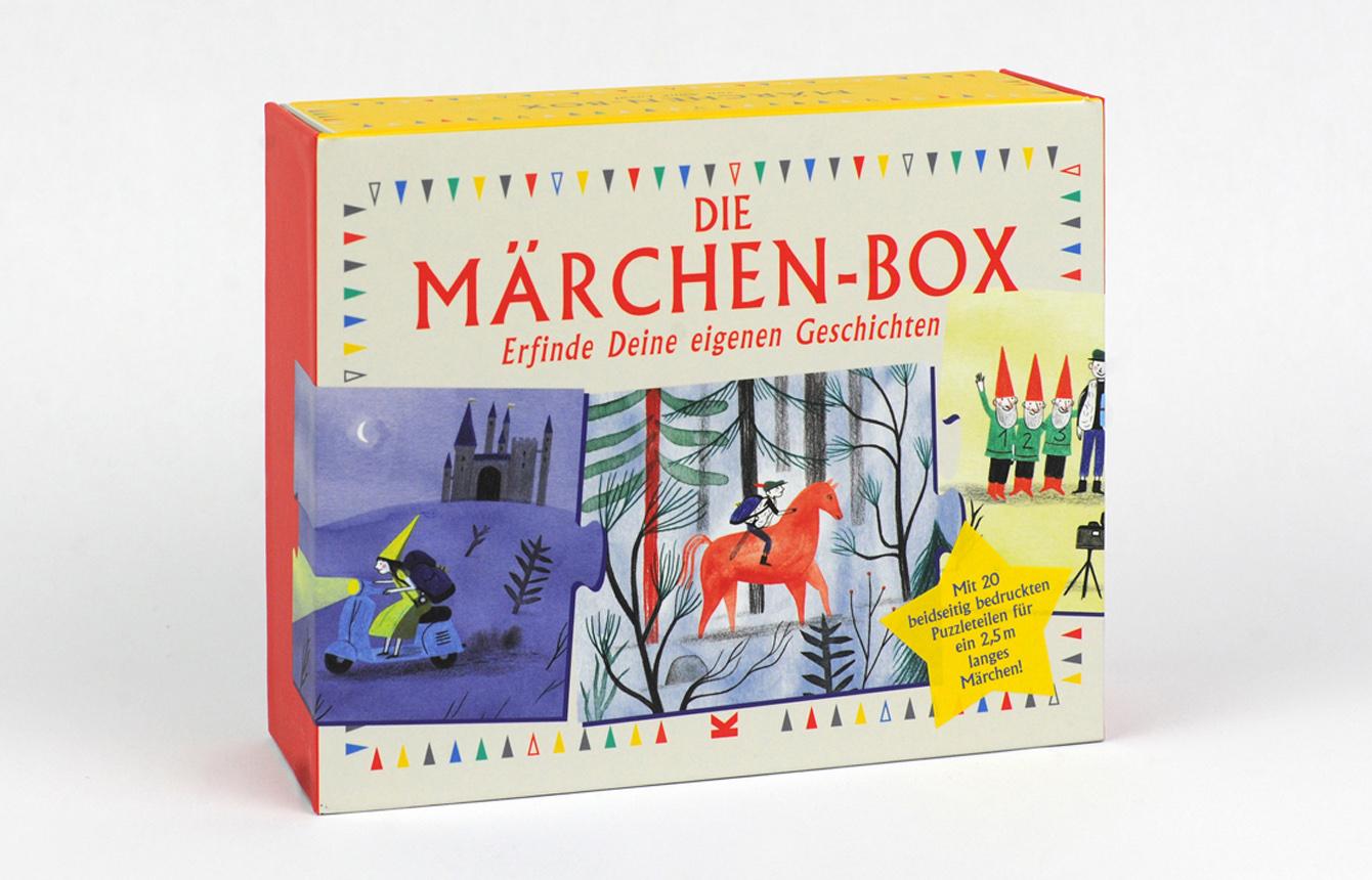 »DIE MÄRCHEN-BOX« — LAURENCE KING VERLAG