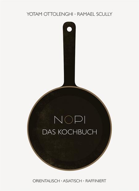 »NOPI - DAS KOCHBUCH« — DORLING KINDERSLEY