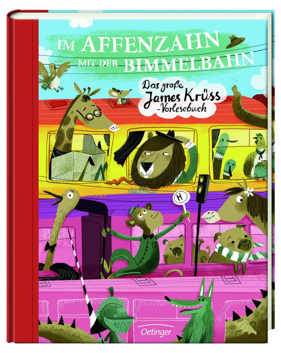 »Im Affenzahn mit der Bimmelbahn« -Oetinger