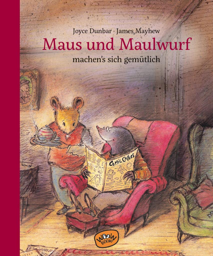 »MAUS UND MAULWURF MACHEN'S SICH GEMÜTLICH (BAND 2)« — WOOW