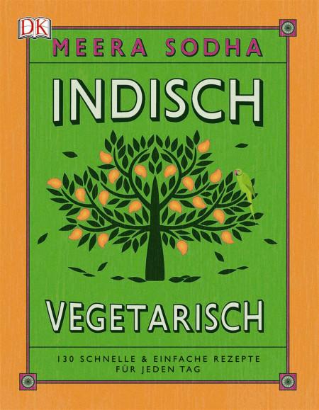 »Indisch vegetarisch« — Dorling Kindersley