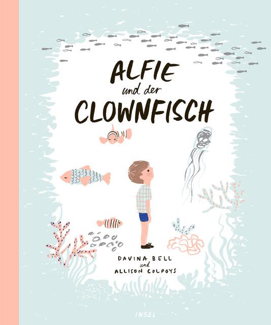 »ALFIE UND DER CLOWNFISCH« — INSEL