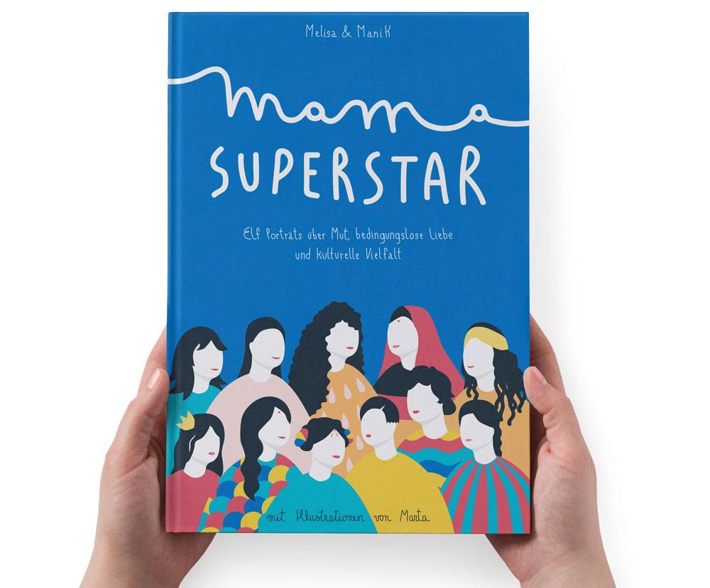 »MAMA SUPERSTAR« - MENTOR