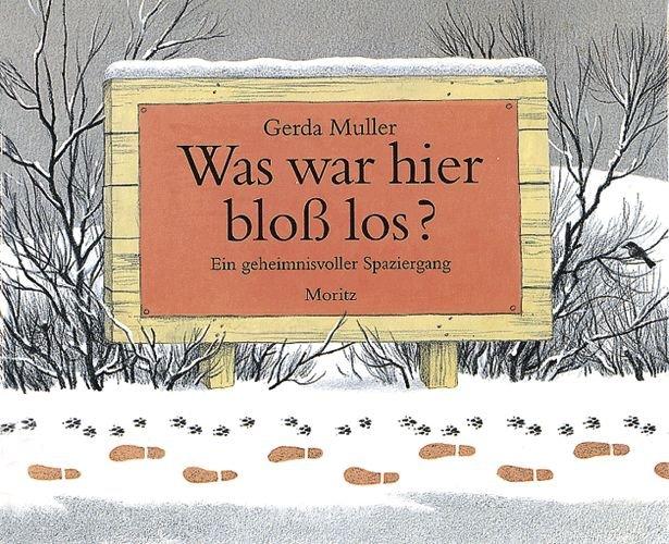 »WAS WAR HIER BLOSS LOS?« — MORITZ
