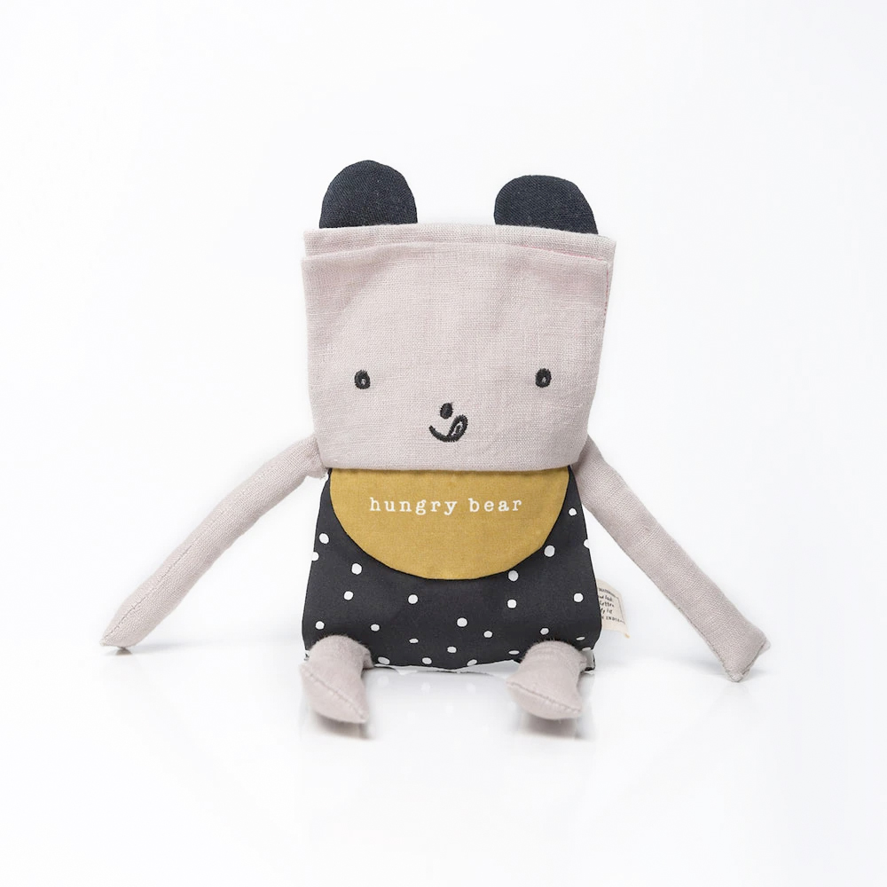 »FLIPPY FRIENDS BEAR« — WEE GALLERY