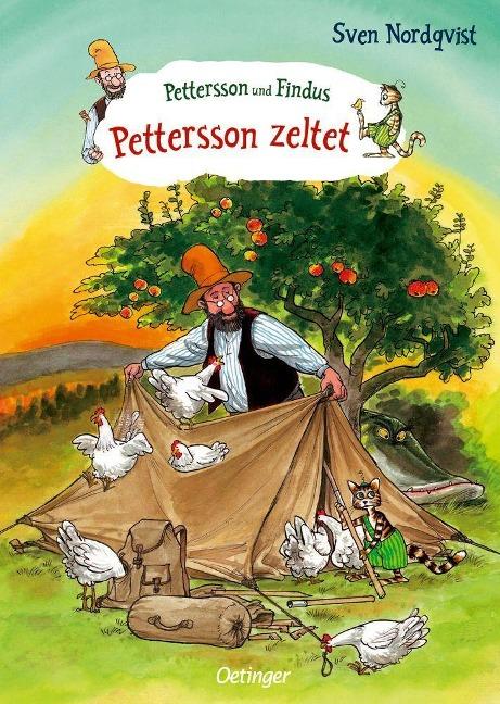 »PETTERSSON ZELTET« — OETINGER