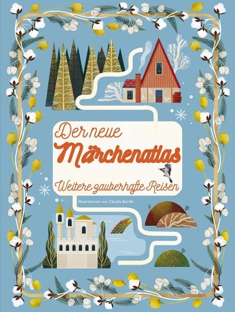 »Der neue Märchenatlas« - WhiteStar