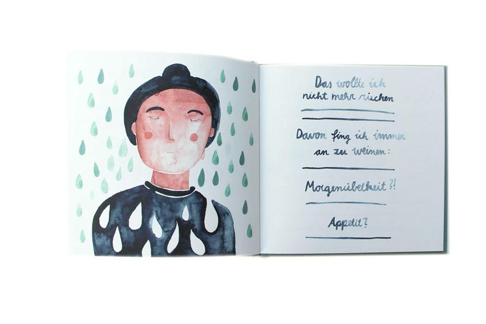 »MEINE SCHWANGERSCHAFT« — GRETAS SCHWESTER