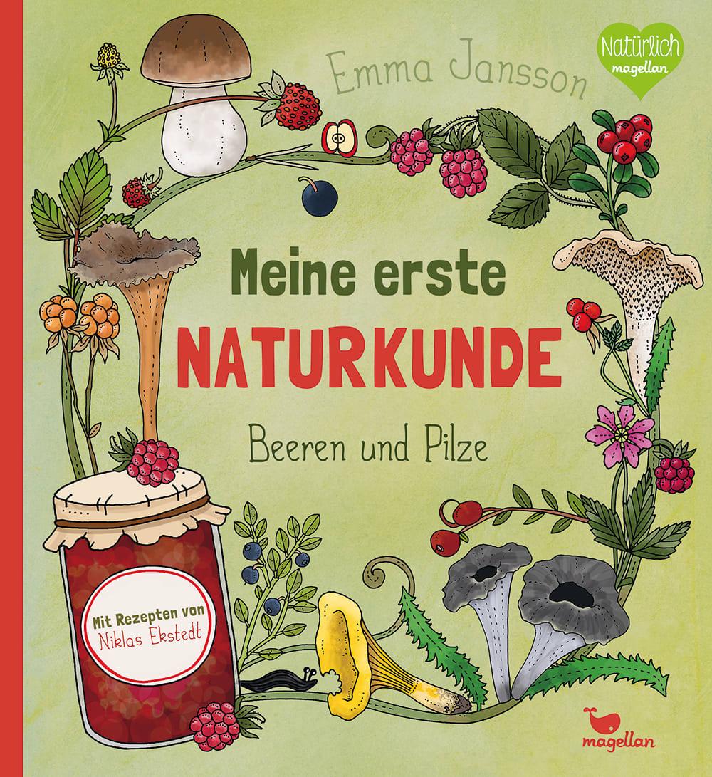 »Meine erste Naturkunde - Beeren und Pilze«  — MAGELLAN