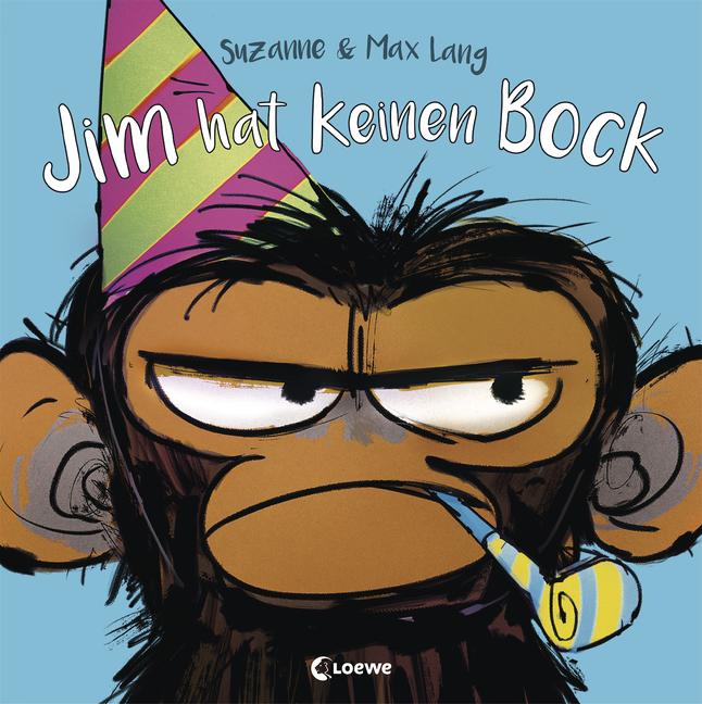 »JIM HAT KEINEN BOCK« — LOEWE