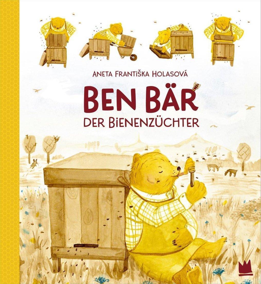 »Ben Bär, der Bienenzüchter« — BücherWege