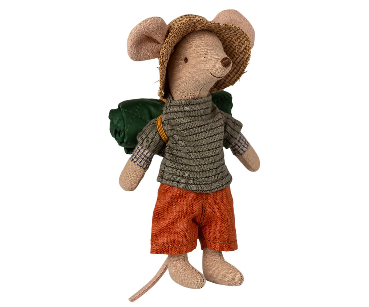 »HIKER MOUSE BIG BROTHER« — MAILEG
