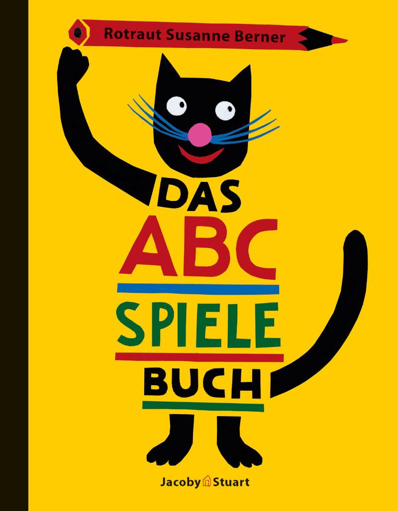 »DAS ABC-SPIELEBUCH«  — JACOBY & STUART