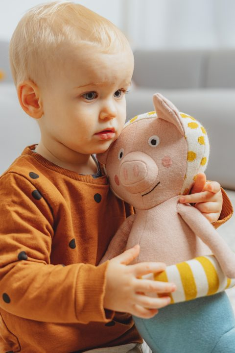 »Schwein Elsa« Ava & Yves
