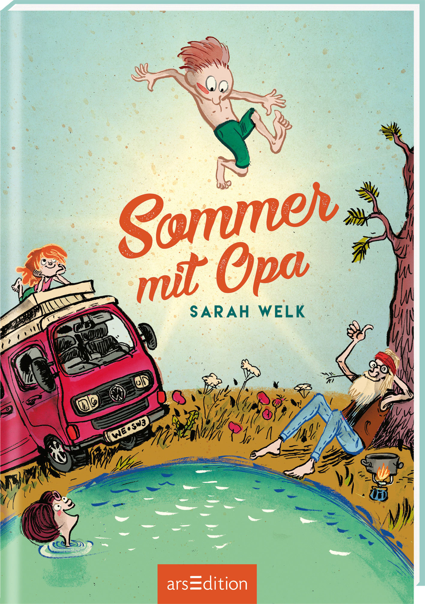 »SOMMER MIT OPA« — ARS EDITION