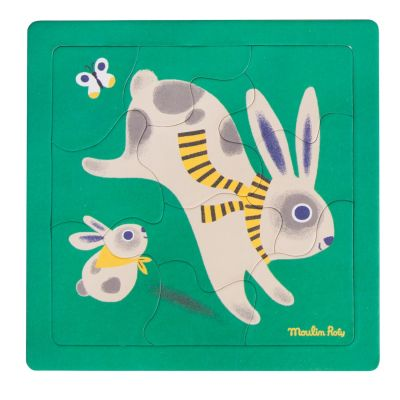 »PUZZLE HASE« — MOULIN ROTY