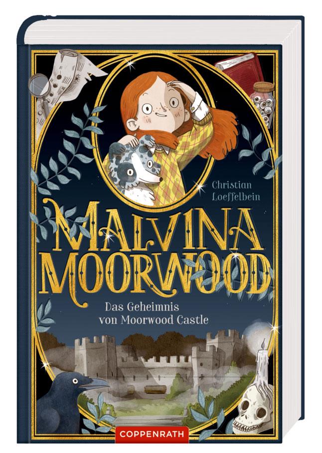 »Malvina Moorwood (Band 1)« — Coppenrath