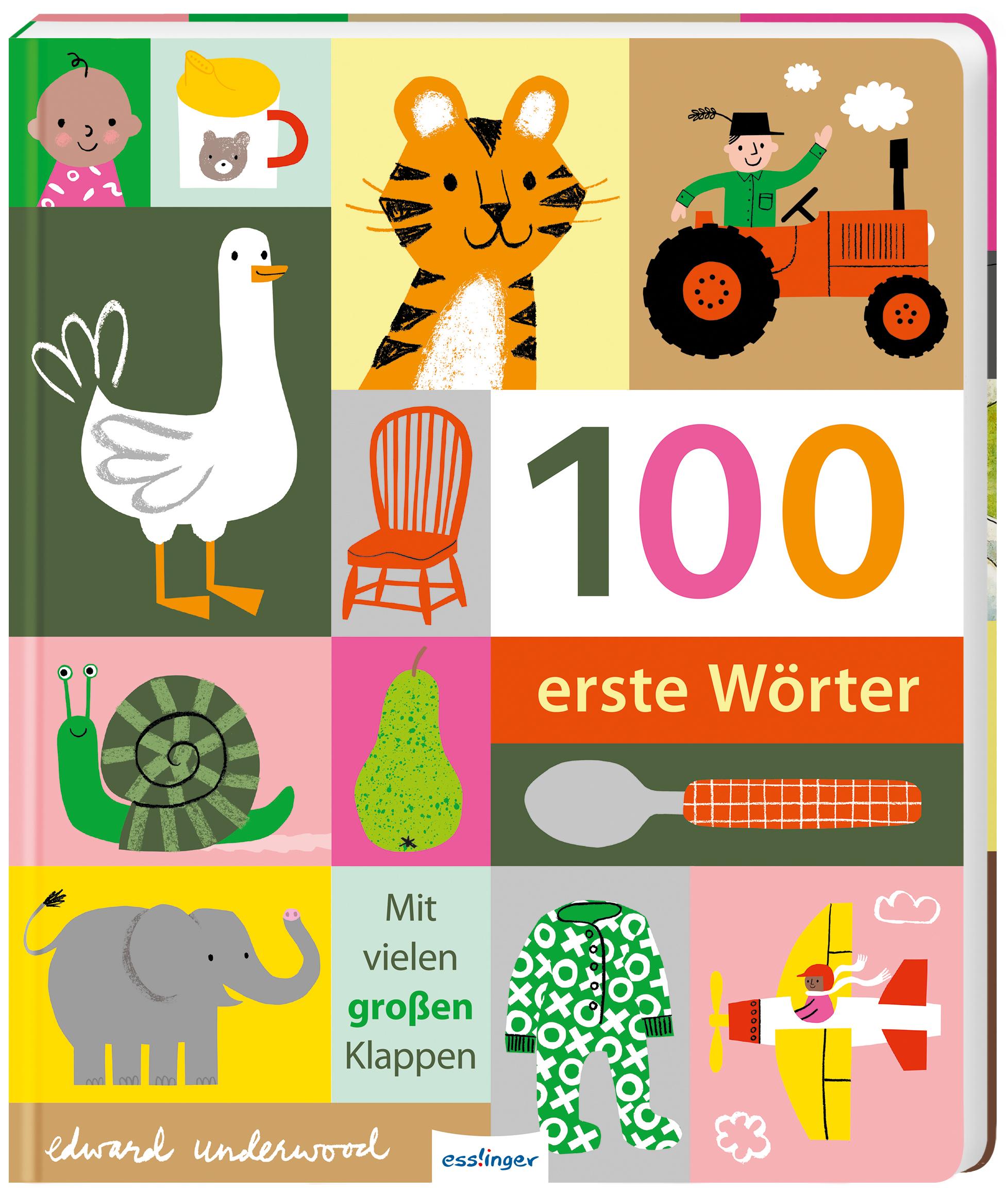 »100 ERSTE WÖRTER« — ESSLINGER