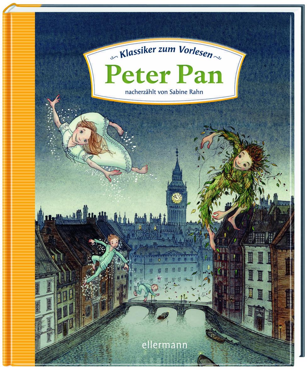 »PETER PAN« — ELLERMANN HEINRICH